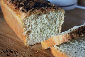 """Самый простой рецепт домашнего хлеба – """"Жидкий"""" хлеб"""