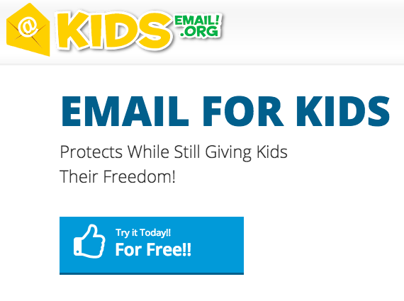 Safe E-mail for Kids