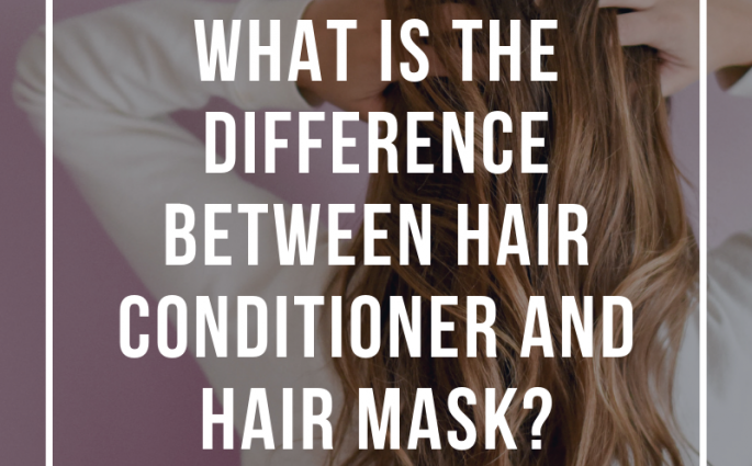 What Is the Difference Between Hair Conditioner And Hair Mask?